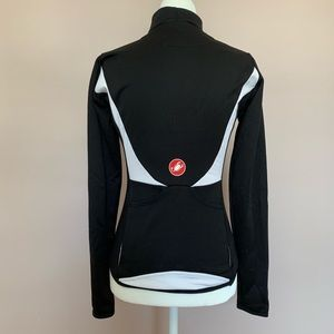 Castelli Tops - 💕 Castelli fleece-lined cycling top